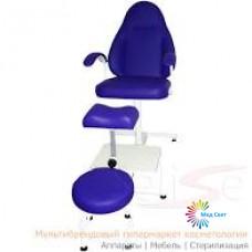 Крісло педикюрне КП-2 з регульованою підставкою