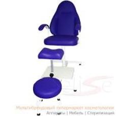 Кресло педикюрное КП-2 с регулируемой подставкой