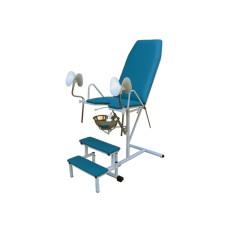 Кресло гинекологическое с пневматическим приводом КГ-1М