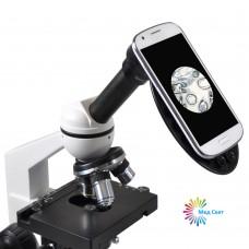 Мікроскоп Bresser Erudit Basic Mono 40x-400x