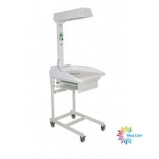 """Стол для санитарной обработки новорожденных типа """"Аист"""""""