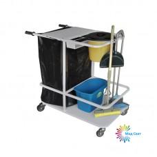 Візок для прибирання приміщення ТУП